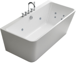 FS37 1500mm 10 Jet Spa Bath