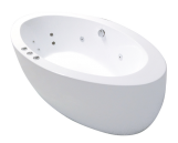 Aplauso 1840mm 12 Jet Spa Bath
