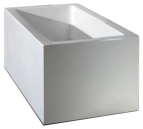 Ataud 1520mm Bath