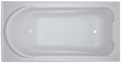 Montillo 1670mm Bath