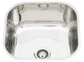 AB420 Pressed Undermount Sink Bowl