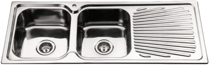 LE1180 Laser Edge Kitchen Sink