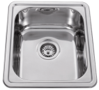 TM455 Laser Edge Pressed Sink Bowl
